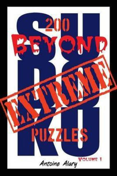Beyond Extreme Sudoku Volume I