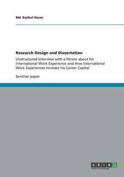 Research Design and Dissertation