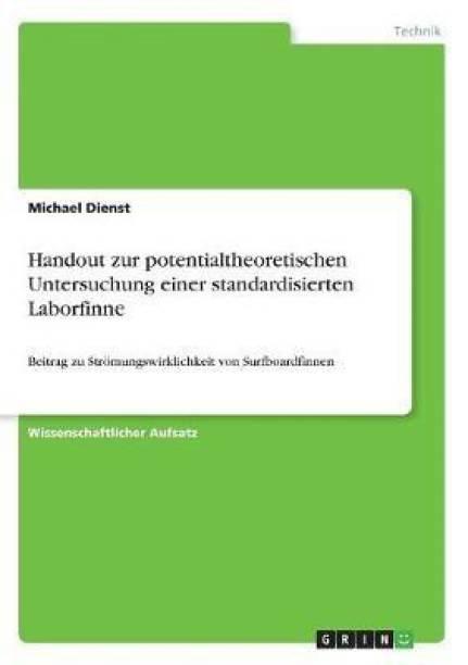 Handout zur potentialtheoretischen Untersuchung einer standardisierten Laborfinne