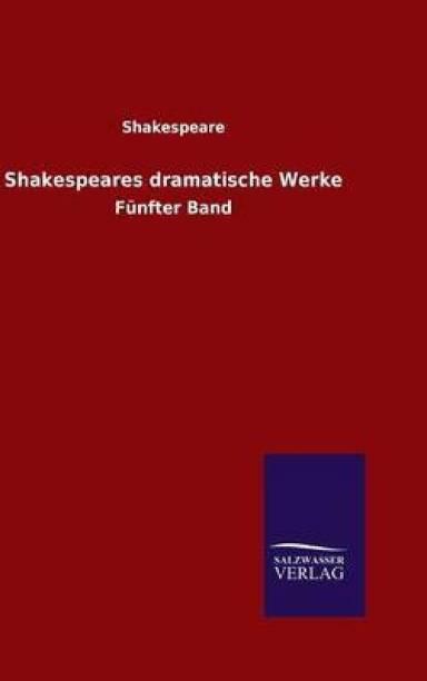 Shakespeares dramatische Werke