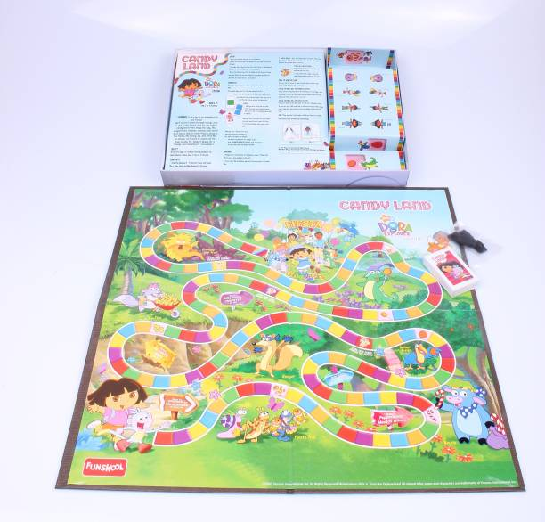 FUNSKOOL Dora the Explorer - Candy Land