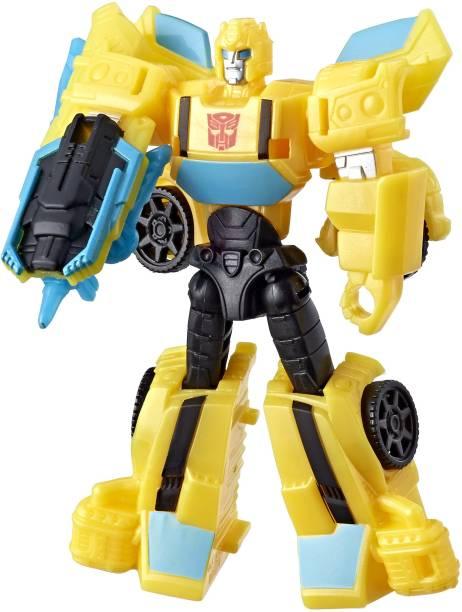 TRANSFORMERS CyberverseScout Class Bumblebee