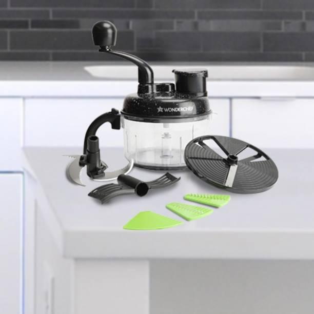 WONDERCHEF Turbo Dual Speed Food Processor Vegetable & Fruit Chopper