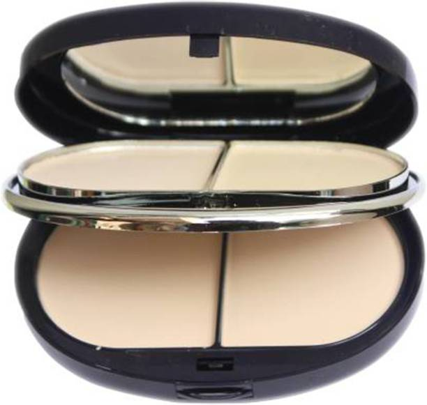 HIJAN 5 in 1 Two Way Cake Compact (Two Way Cake-1, 38 g) Compact