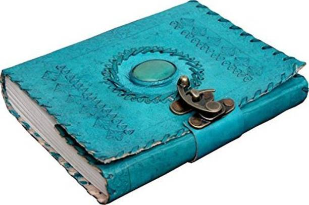Veteran Craft Handmade diary A5 Memo Pad RULING SHEETNA 200 Pages