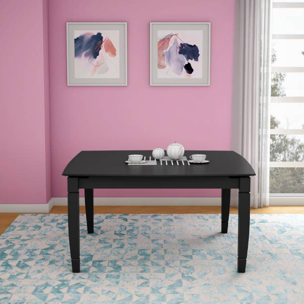 Godrej Interio Jewel Engineered Wood 4 Seater Dining Table