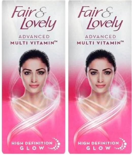 Fair & Lovely Advanced Multi Vitamin Fairness face cream 80g pack of 2