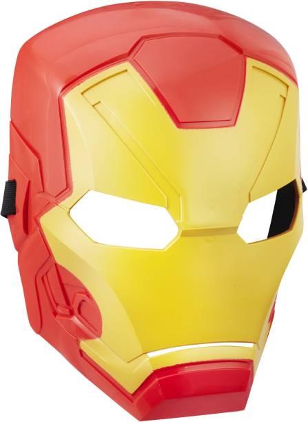 MARVEL Avengers Endgame Iron Man Mask Party Mask