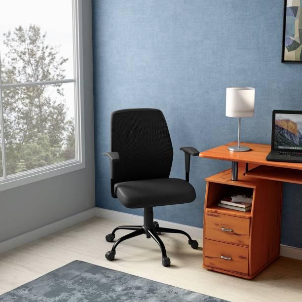 Godrej Interio Poise Fabric Study Arm Chair