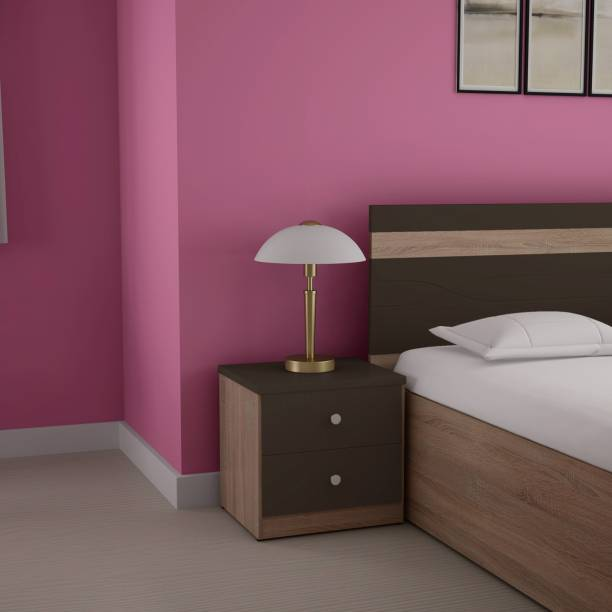 Godrej Interio Zen Engineered Wood Bedside Table