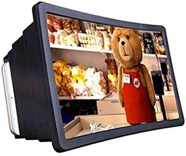 Teleform 3d video folder Magnifier glass for all smart phones Video Glasses