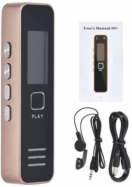 V.T.I Mini Digital Voice Recorder 8GB Professional Audio Recorder NA Voice Recorder