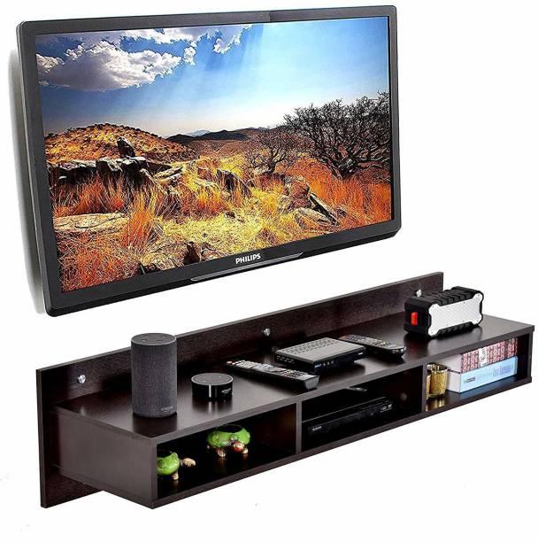 Extreme wood Engineered Wood TV Entertainment Unit