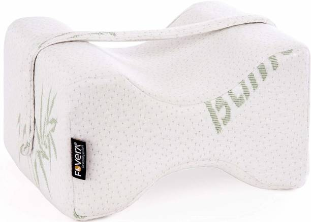 FOVERA Orthopedic Knee Pillow for Side Sleepers Relief for Sciatica, Hip Pain Knee, Calf & Thigh Support