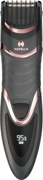 HAVELLS BT9010  Runtime: 120 mins Trimmer for Men