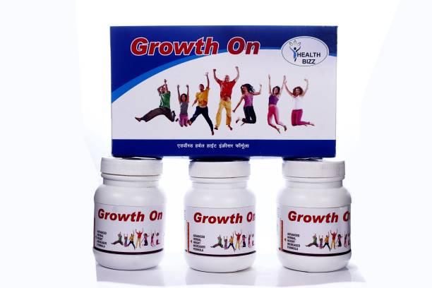 HEALTHBIZZ Growth On Body