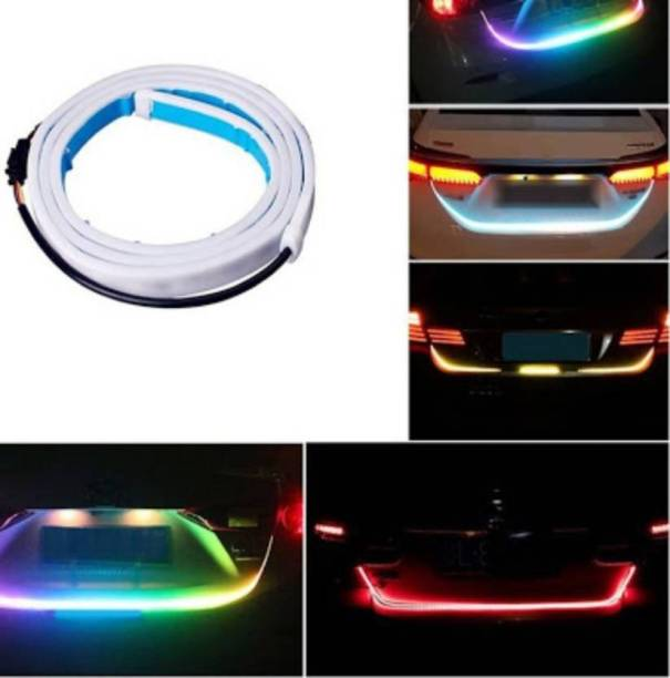 Auto Mac Led Strip Trunk/Dicky/Boot/Tail Lights Streamer Brake Turn Signal Light 3457 Car Fancy Lights