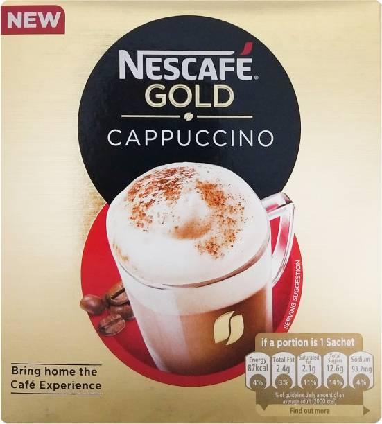 Nescafe Gold Cappuccino Instant Coffee