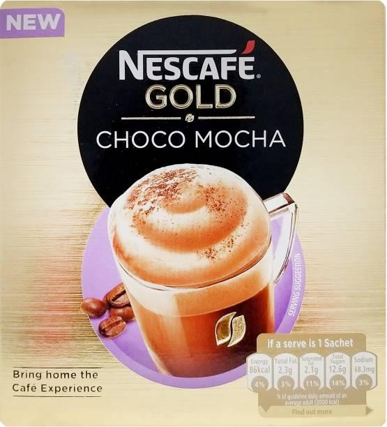 Nescafe Gold Choco Mocha Instant Coffee