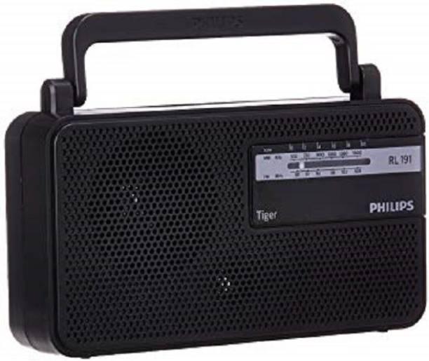 PHILIPS COMPACT FM RADIO WITH CELLS FM Radio