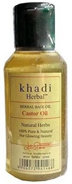 Khadi Herbal CASTOR OIL Hair Oil