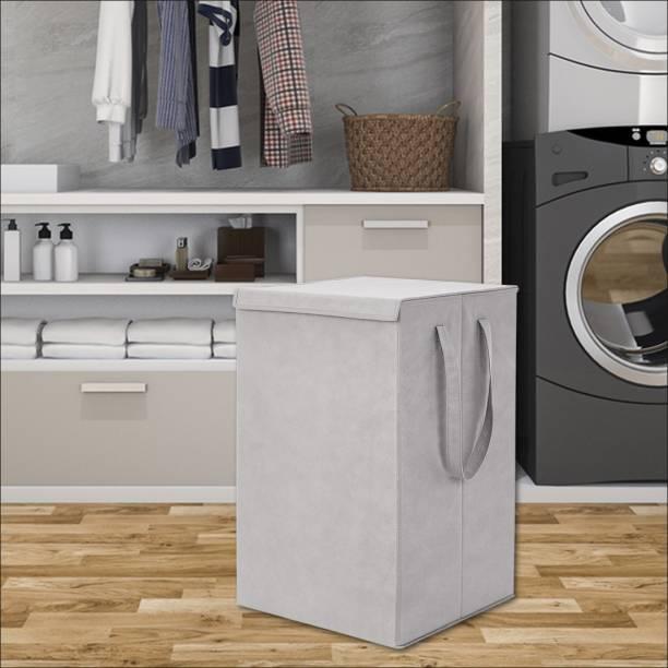 Flipkart SmartBuy 75 L Grey Laundry Basket