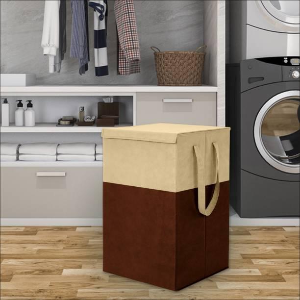 Flipkart SmartBuy 75 L Brown Laundry Basket