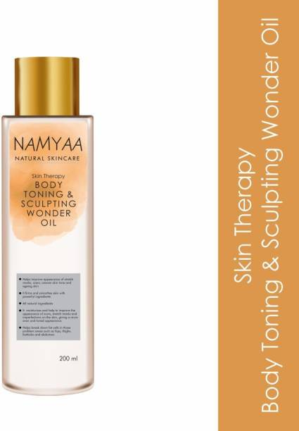 Namyaa Body Toning & Sculpting Wonder Oil- Skin Therapy Oil