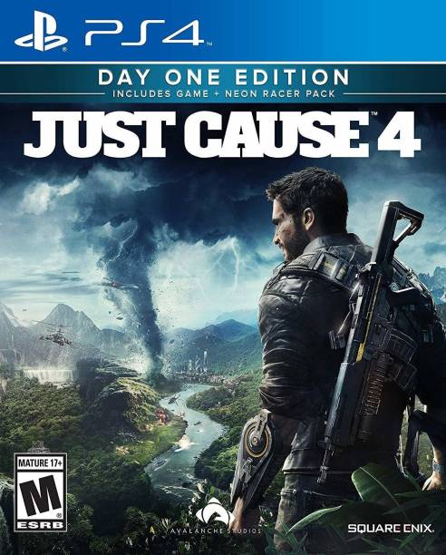 Just Cause 4 (Day One)