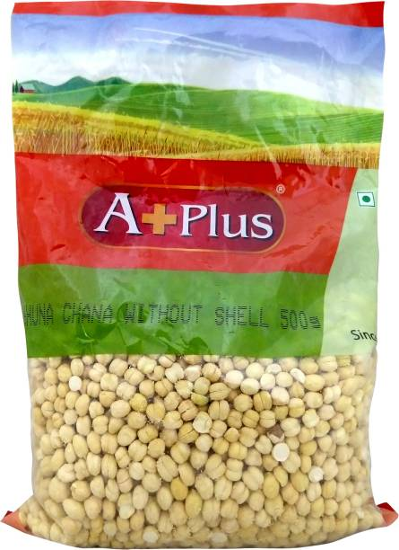 A-Plus Roasted Bengal Gram (Whole)