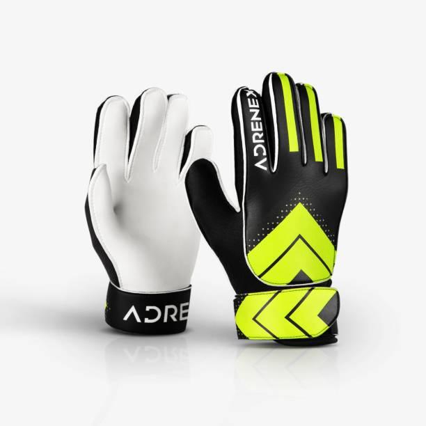 Adrenex by Flipkart Football Goal Keeping Gloves with Velcro Goalkeeping Gloves