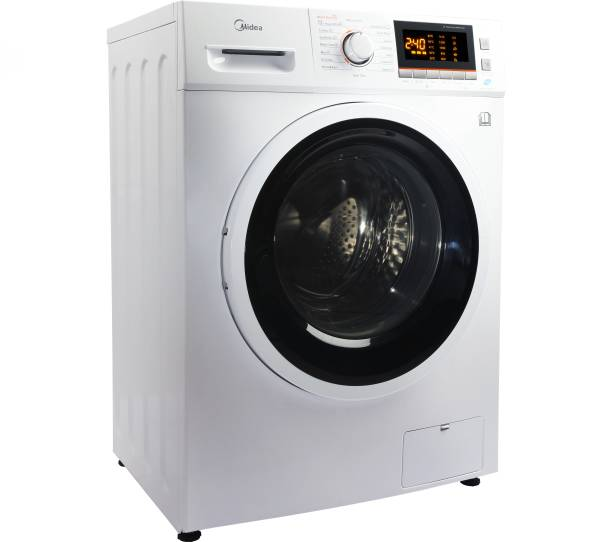 Midea 8.5/6 kg Smart Sensor Washer with Dryer with In-built Heater White