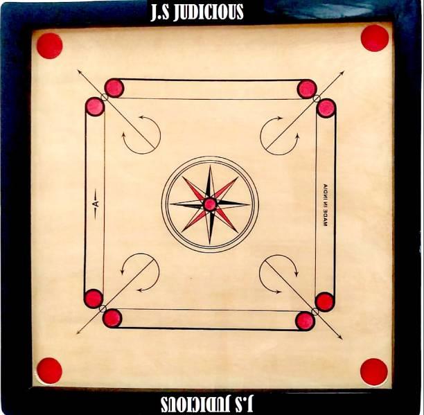Judicious Carrom Board 26 inch 66.04 cm Carrom Board