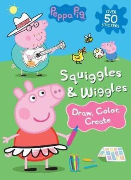 Peppa Pig Squiggles & Wiggles