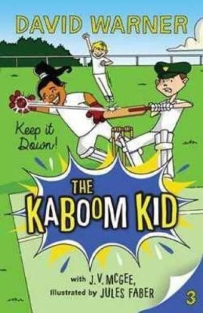 Keep it Down!: Kaboom Kid #3