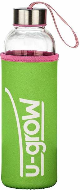U-grow Bottle with Thermally Insulated Cover - 520ML 520 ml Bottle