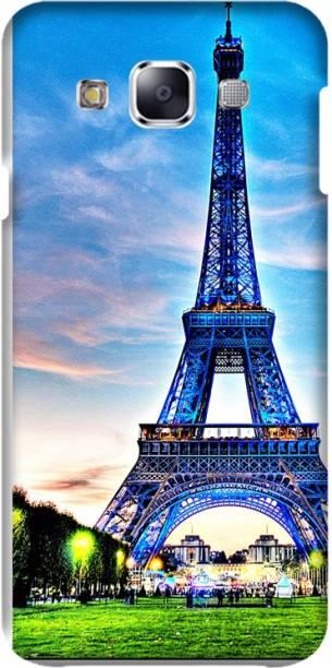 CASE SUTRA Back Cover for Samsung Galaxy E5, SM-E500 - Effile Tower Print