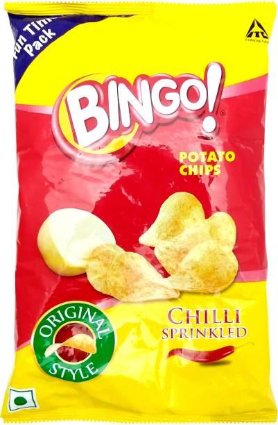 Bingo Chilli Sprinkled Chips