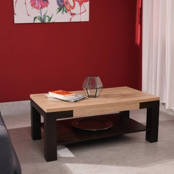 Zuari by Forte Legnica Engineered Wood Coffee Table
