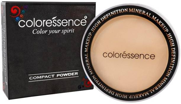 COLORESSENCE Compact Powder Compact - 10g (Beige, CP-1) Compact