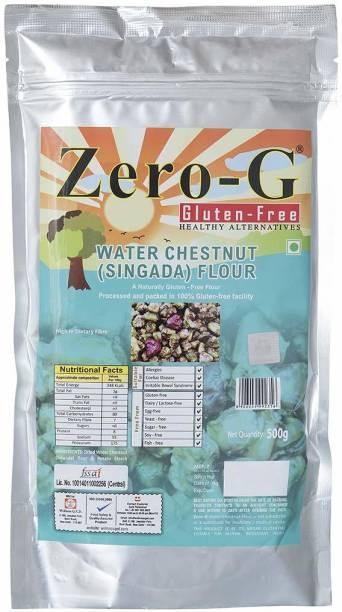 Zero-G Gluten-Free Water Chestnut Singhara Flour (500g)
