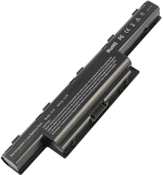 Rubaintech Compatible for Aspire Travelmate AS10D51, 5742, 4738, 4741, 4739, E1 6 Cell Laptop Battery