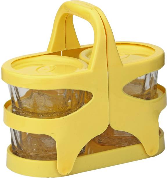 Afast Tiffin-D1.z 4 Containers Lunch Box