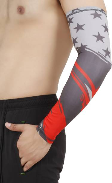 never lose Nylon Arm Sleeve For Men & Women With Tattoo