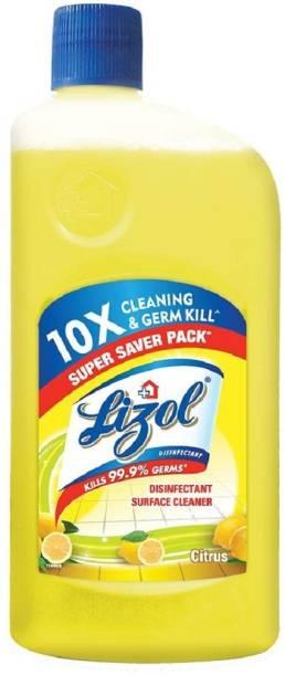 LIZOL Disinfectant Surface Cleaner Citrus 975ml Citrus