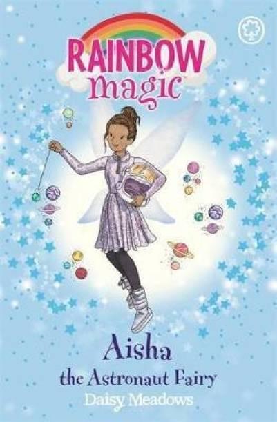 Rainbow Magic: Aisha the Astronaut Fairy