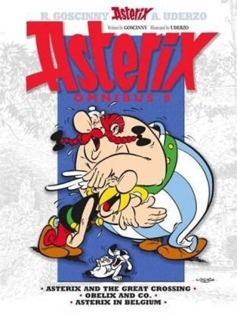 Asterix: Omnibus 8
