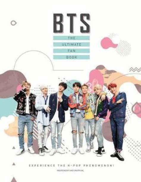 BTS - The Ultimate Fan Book