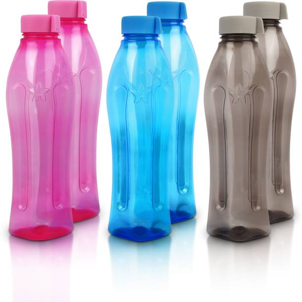 Flipkart SmartBuy Classic Fridge Bottle - 1000ml - Plastic