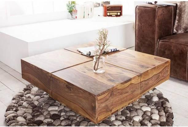 DriftingWood Solid Wood Coffee Table